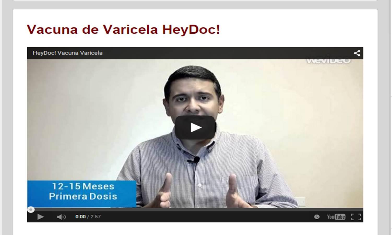 Varicel Video