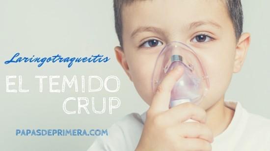crup, laringotraqueitis