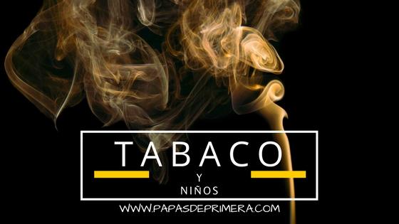 Tabaco, tabaquismo, niños